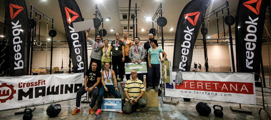 CrossFit Serbian Throwdown 2015